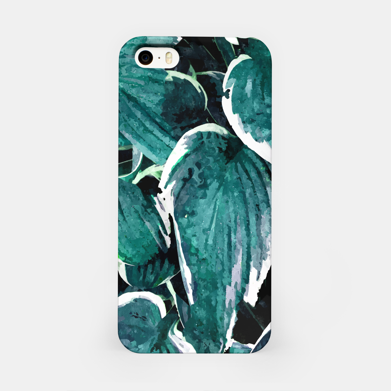Image of Sacred Edge iPhone Case - Live Heroes