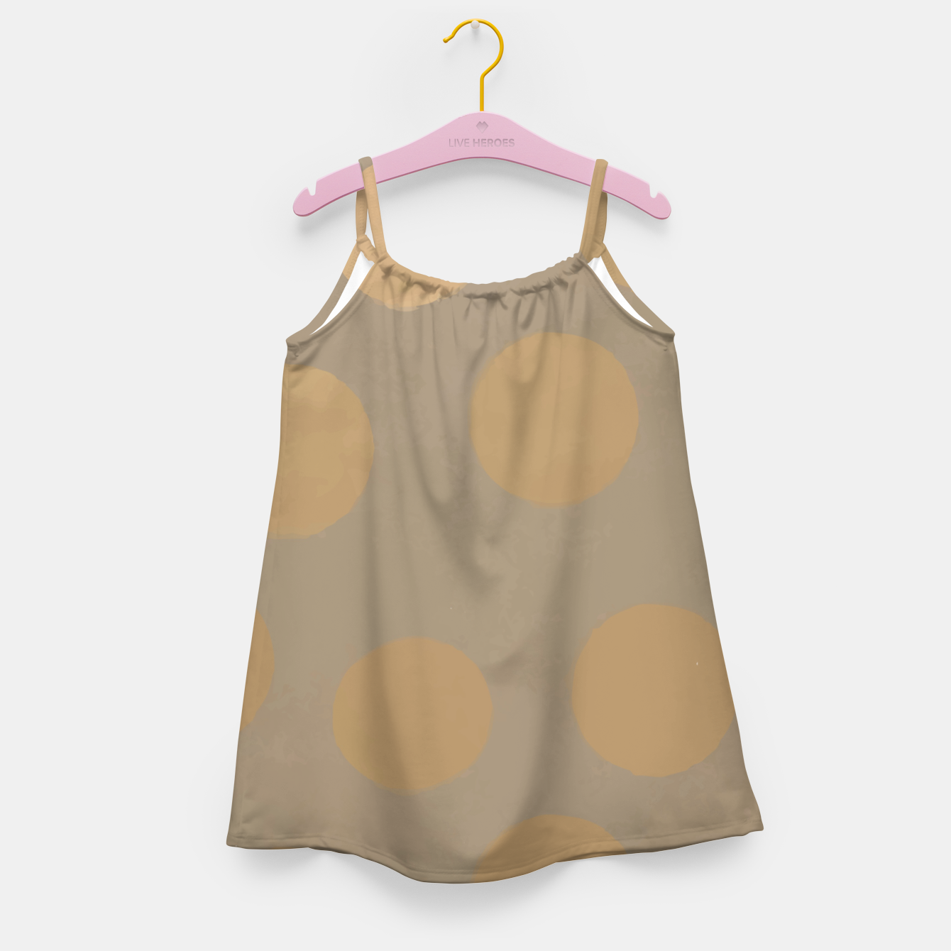 Image of Galla  Girl's dress - Live Heroes