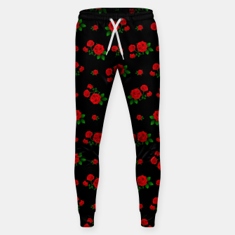 Thumbnail image of Red Roses Sweatpants, Live Heroes