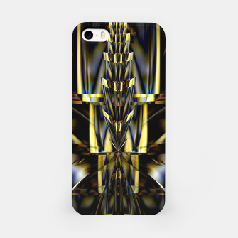 Spire Of Gold iPhone Case miniature