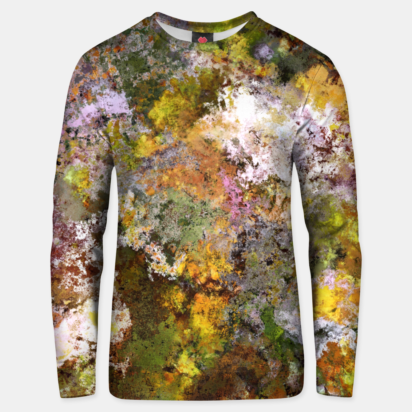 Image of Boulders grit and stone Unisex sweater - Live Heroes