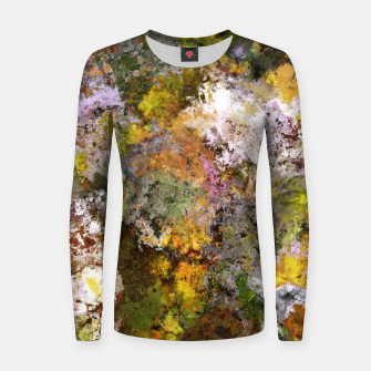 Thumbnail image of Boulders grit and stone Women sweater, Live Heroes
