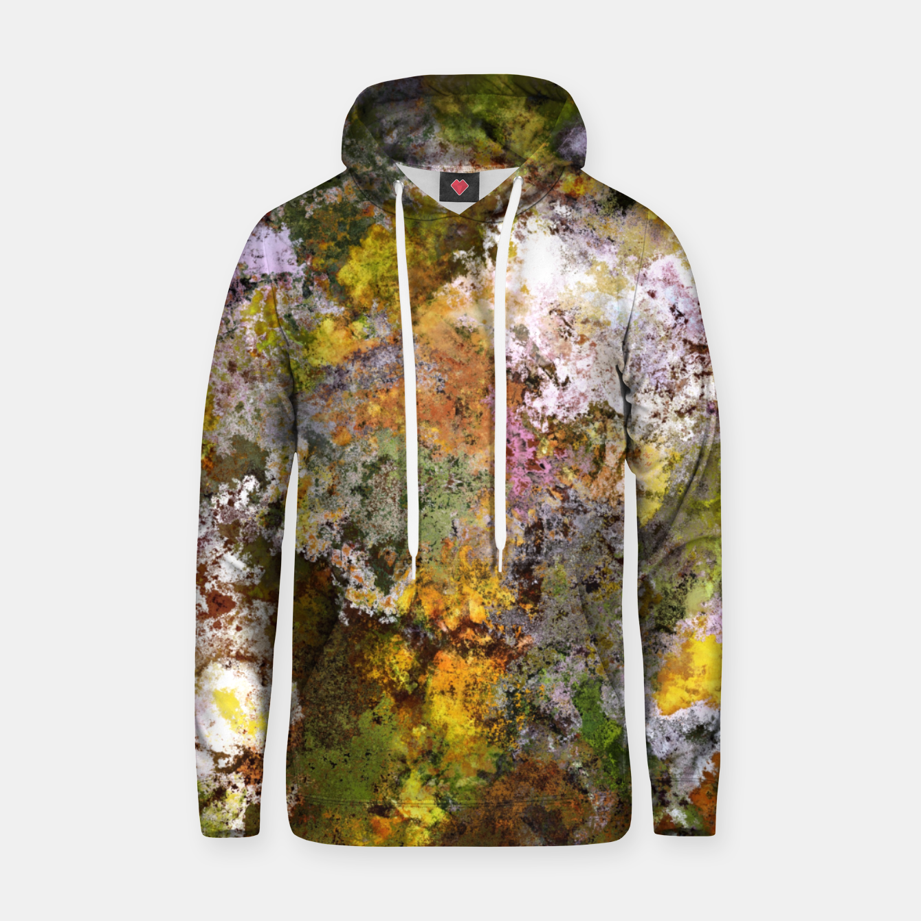 Image of Boulders grit and stone Hoodie - Live Heroes