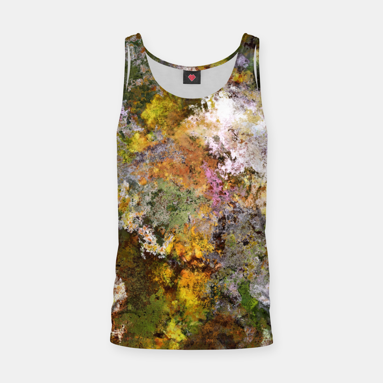 Image of Boulders grit and stone Tank Top - Live Heroes