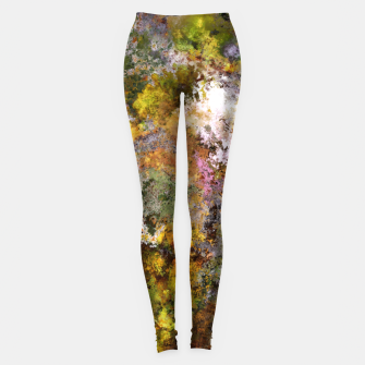 Thumbnail image of Boulders grit and stone Leggings, Live Heroes