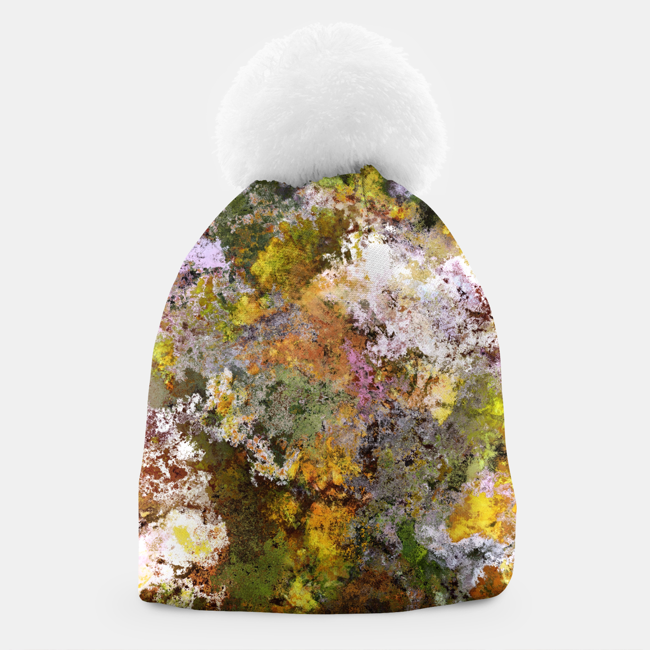 Image of Boulders grit and stone Beanie - Live Heroes