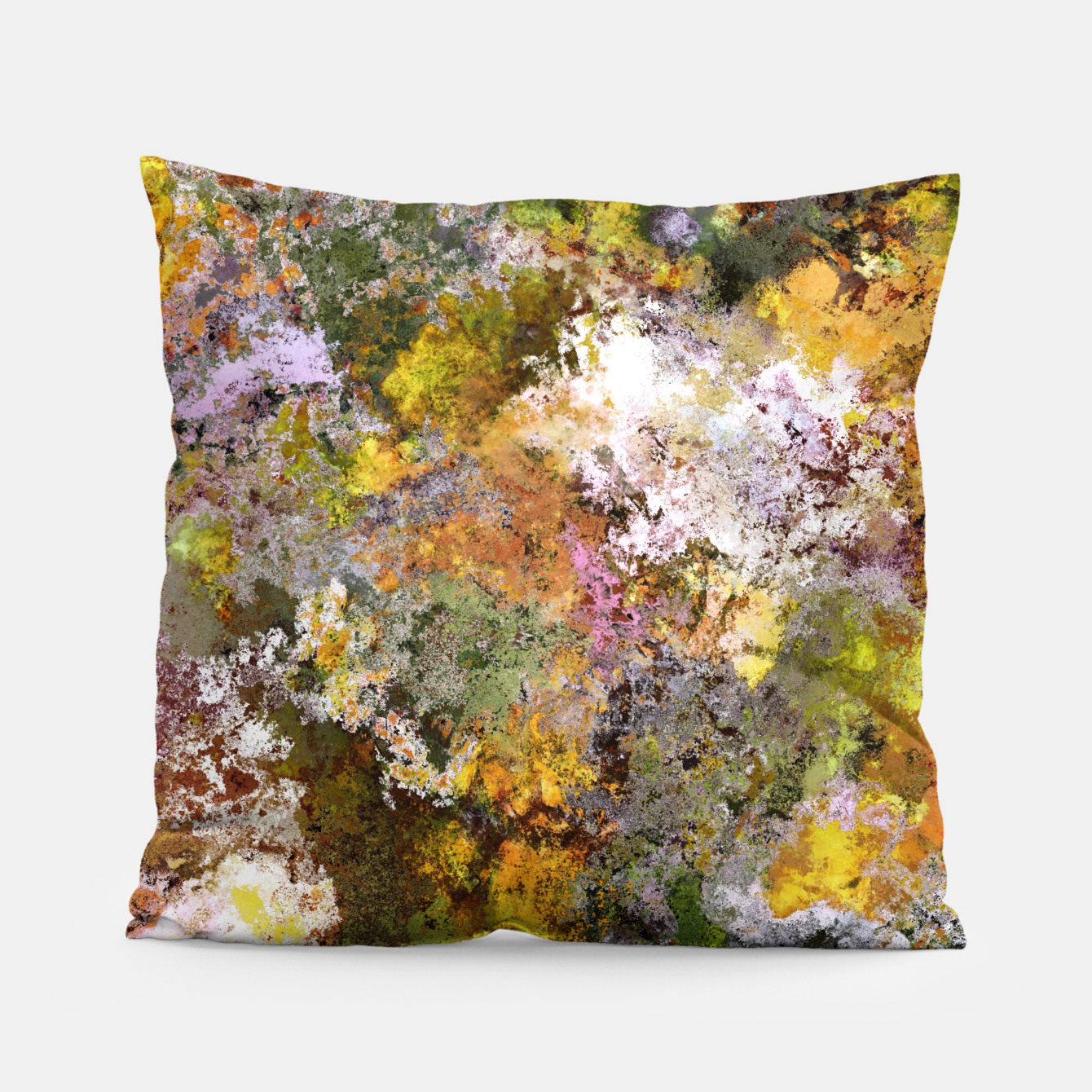 Image of Boulders grit and stone Pillow - Live Heroes