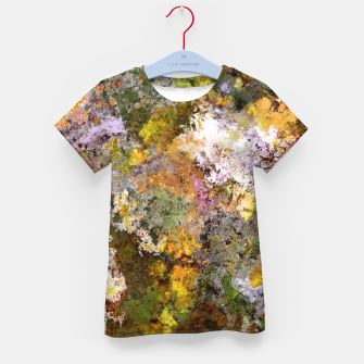 Thumbnail image of Boulders grit and stone Kid's t-shirt, Live Heroes