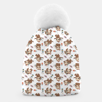 Thumbnail image of sloth Beanie, Live Heroes