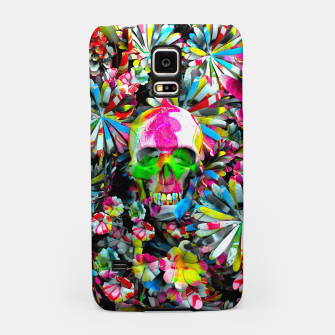 Thumbnail image of Colored Skull Samsung Case, Live Heroes