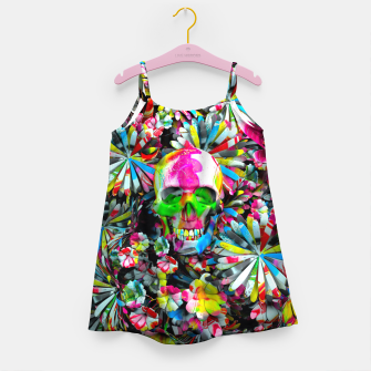 Thumbnail image of Colored Skull Girl's dress, Live Heroes