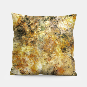 Thumbnail image of Beach rust Pillow, Live Heroes