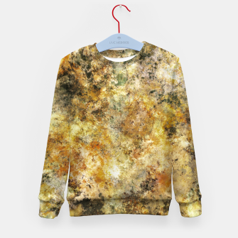 Thumbnail image of Beach rust Kid's sweater, Live Heroes
