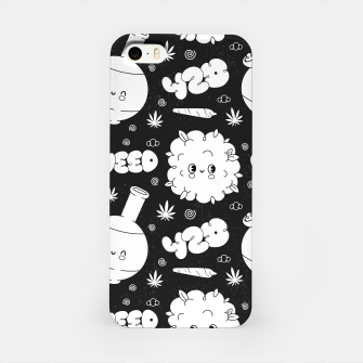 Thumbnail image of Funny Weed iPhone Case, Live Heroes