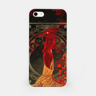 Thumbnail image of My Walking In My Shoes Girl 5 Art Nouveau iPhone Case, Live Heroes