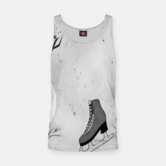 Thumbnail image of Gray winter Tank Top, Live Heroes
