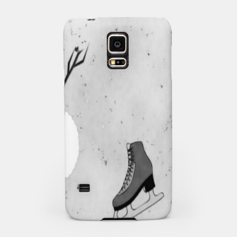 Thumbnail image of Gray winter Samsung Case, Live Heroes