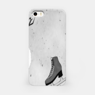 Thumbnail image of Gray winter iPhone Case, Live Heroes