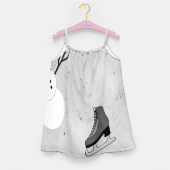 Thumbnail image of Gray winter Girl's dress, Live Heroes