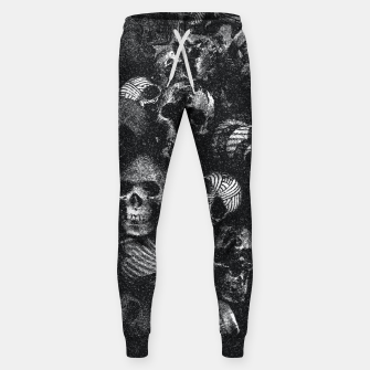 Thumbnail image of Dotted Skulls Sweatpants, Live Heroes
