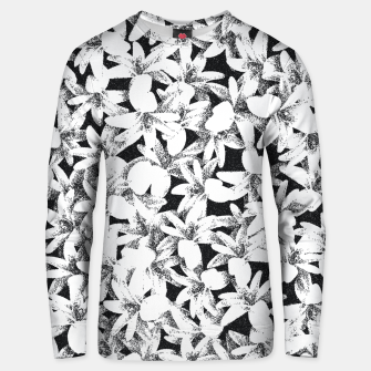 Dotted Flowers Unisex sweater thumbnail image