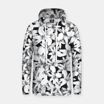 Dotted Flowers Hoodie thumbnail image