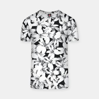 Dotted Flowers T-shirt thumbnail image