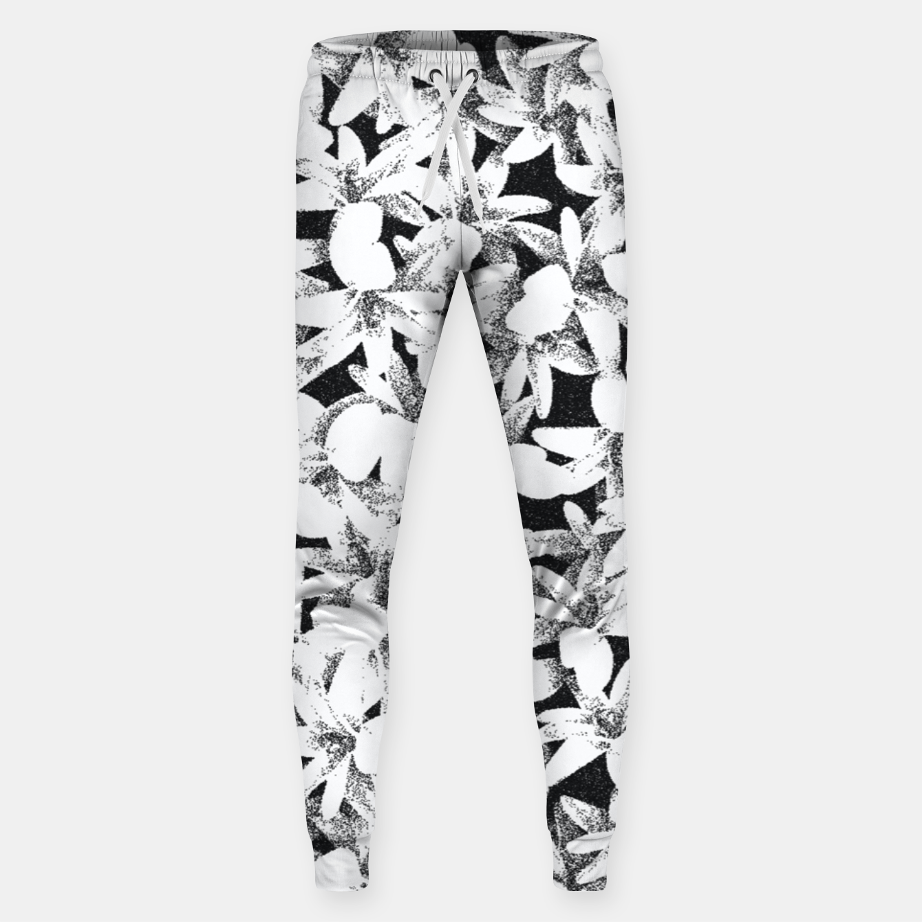 Image of Dotted Flowers Sweatpants - Live Heroes