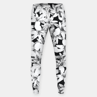 Thumbnail image of Dotted Flowers Sweatpants, Live Heroes