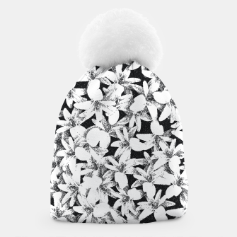 Thumbnail image of Dotted Flowers Beanie, Live Heroes