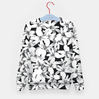 Thumbnail image of Dotted Flowers Kid's sweater, Live Heroes