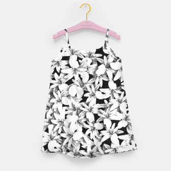 Thumbnail image of Dotted Flowers Girl's dress, Live Heroes