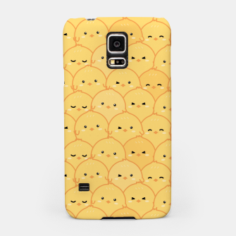 Thumbnail image of Yellow Chicken Samsung Case, Live Heroes