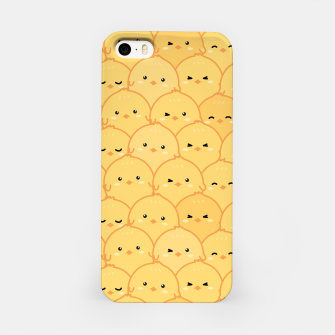 Thumbnail image of Yellow Chicken iPhone Case, Live Heroes