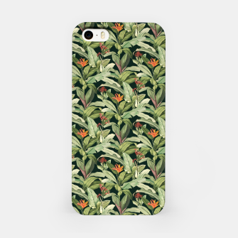 Thumbnail image of Jungle Boho Tropical Style Pattern Design iPhone Case, Live Heroes