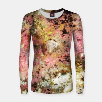 Thumbnail image of The rough the pink and the groovy Women sweater, Live Heroes