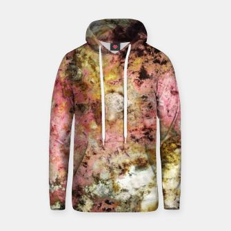 Thumbnail image of The rough the pink and the groovy Hoodie, Live Heroes
