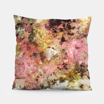 Thumbnail image of The rough the pink and the groovy Pillow, Live Heroes