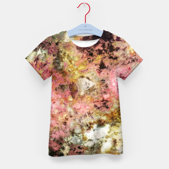 Thumbnail image of The rough the pink and the groovy Kid's t-shirt, Live Heroes