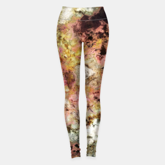 Thumbnail image of The rough the pink and the groovy Leggings, Live Heroes