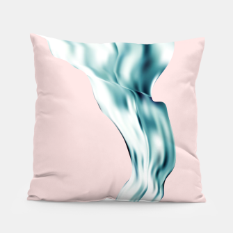 Thumbnail image of Free Flow II Pillow, Live Heroes