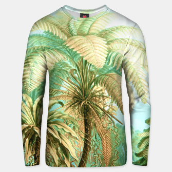 Thumbnail image of Vintage Tropical  Unisex sweater, Live Heroes