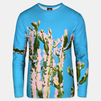 Thumbnail image of Cactus Beauty Unisex sweater, Live Heroes