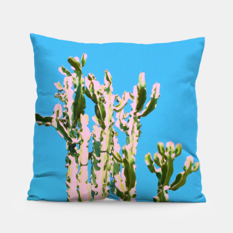 Thumbnail image of Cactus Beauty Pillow, Live Heroes