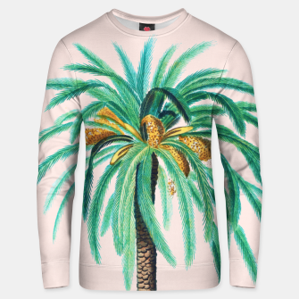 Thumbnail image of Coconut Island Unisex sweater, Live Heroes