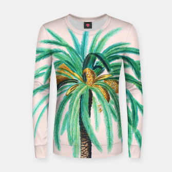 Thumbnail image of Coconut Island Women sweater, Live Heroes