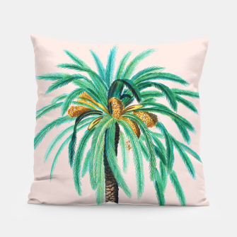 Thumbnail image of Coconut Island Pillow, Live Heroes