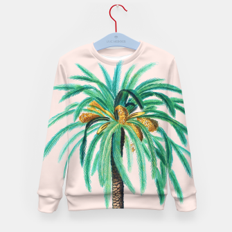 Thumbnail image of Coconut Island Kid's sweater, Live Heroes