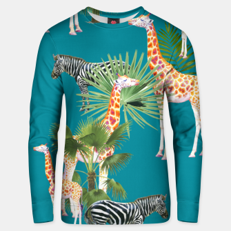 Thumbnail image of Africa Unisex sweater, Live Heroes