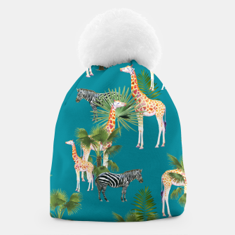 Thumbnail image of Africa Beanie, Live Heroes